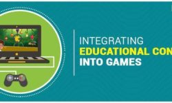 Integrating Educational Content Into Games