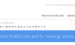How To Solve DLL Related Errors? Here Are The Best Solutions