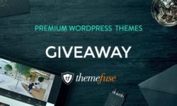 The Big Giveaway: Three Premium Themes from Theme Fuse Up for Grabs