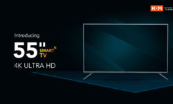 HOM 55″ Inch Smart Led TV That's Cheaper Than A Smartphone