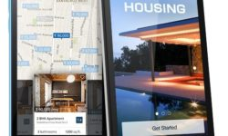 New Technology – Look for houses with the Housing.com application