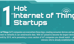 "11 ""Internet of Things"" Startups to Watch"