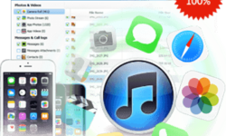 Jihosoft Free iTunes Backup Extractor: Access, View, Extract, Recover Data from iTunes Backup