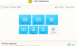 WinX MediaTrans Review: Your All-in-One iOS Media Files Transfer