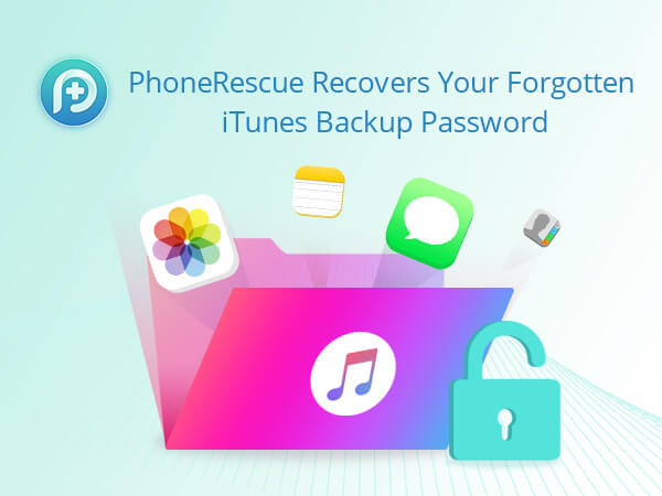 forgot encrypted password for iphone backup