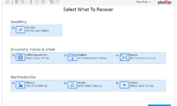 Recover Your Lost Data with Stellar Data Recovery Professional