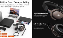 Boost Your Gaming Experience with Multi-Platform Headset