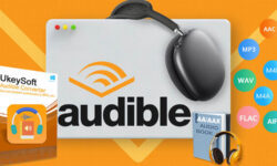 UkeySoft Audible AA/AAX to MP3 Converter (Tested and Reviewed)