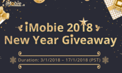 iMobie 2018 New Year Giveaway – Win Samsung S8/HUAWEI Mate 10 & Get $39.99 AnyTrans Android Manager